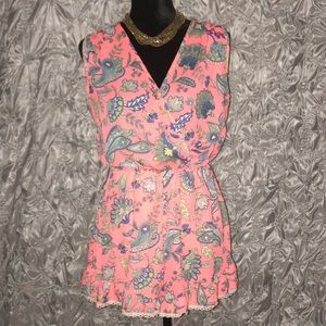 Other - Coral Romper!
